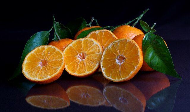Zdrowe pomarancze